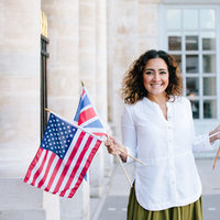 Colombo - American with 13 years experience teaches English - TOEIC - IELTS - TOEFL in Paris 1-12ème