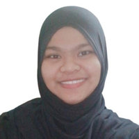 A counseling student who wanted to share English knowledge and positivity for students around Malaysia